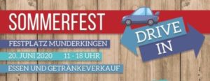 Sommerfest – Drive – In