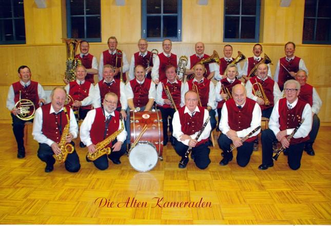 Stadtkapelle Munderkingen Alte Kameraden