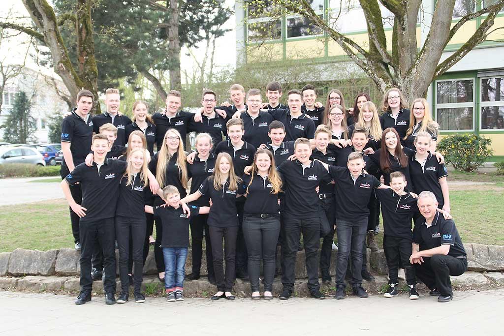 Stadtkapelle-Munderkingen-Jugendblasorchester